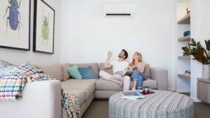 домашний кондиционер (для дома) (для квартиры)(настенный)